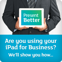 iPad For Business Banner