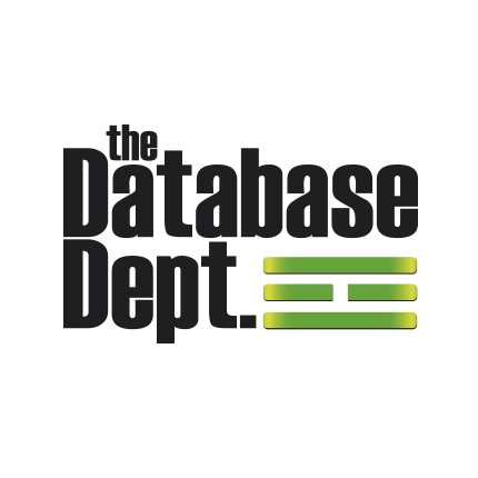 The Database Dept Home Page Logo