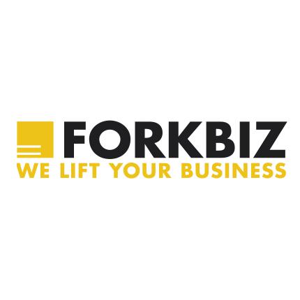 Forkbiz logo home page
