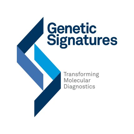 Genetic Signatures Homepage logo