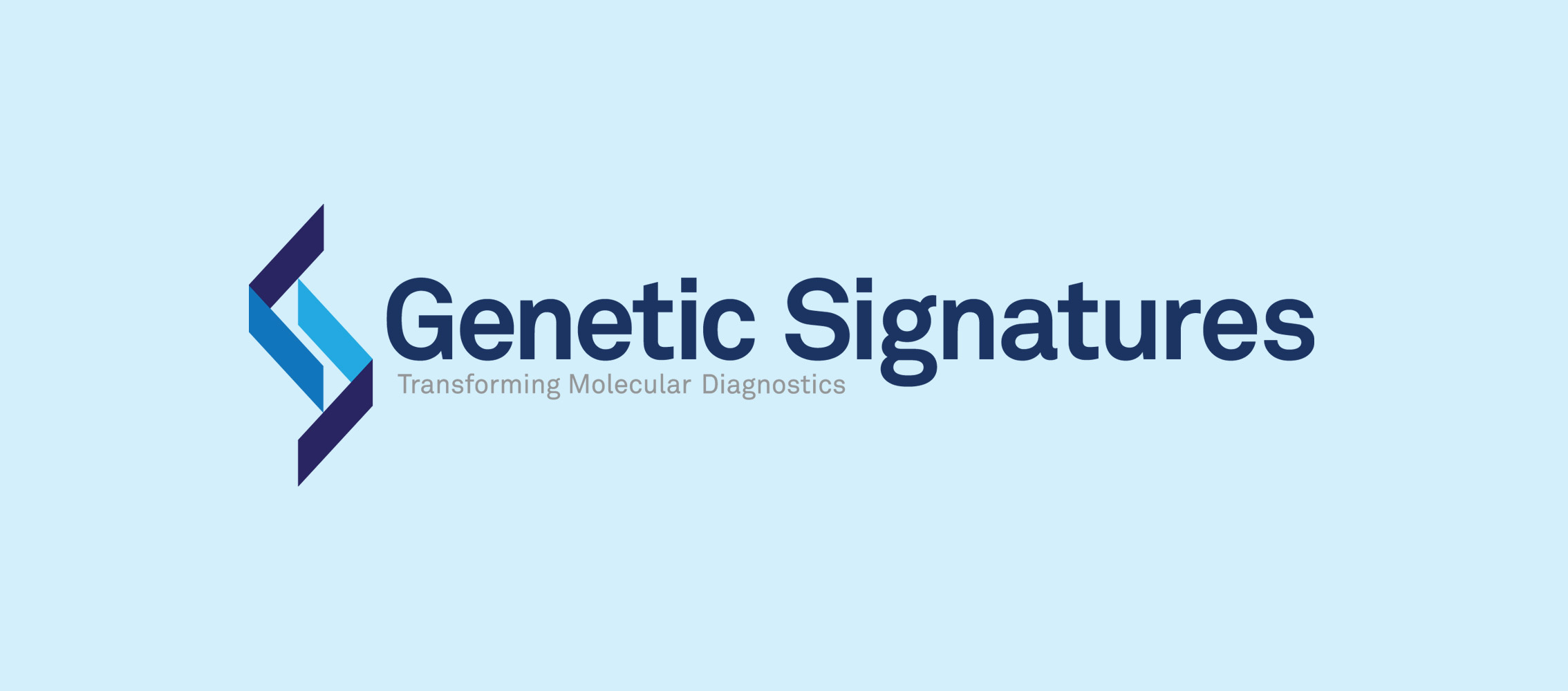 Genetic-Signatures-Logo-Design