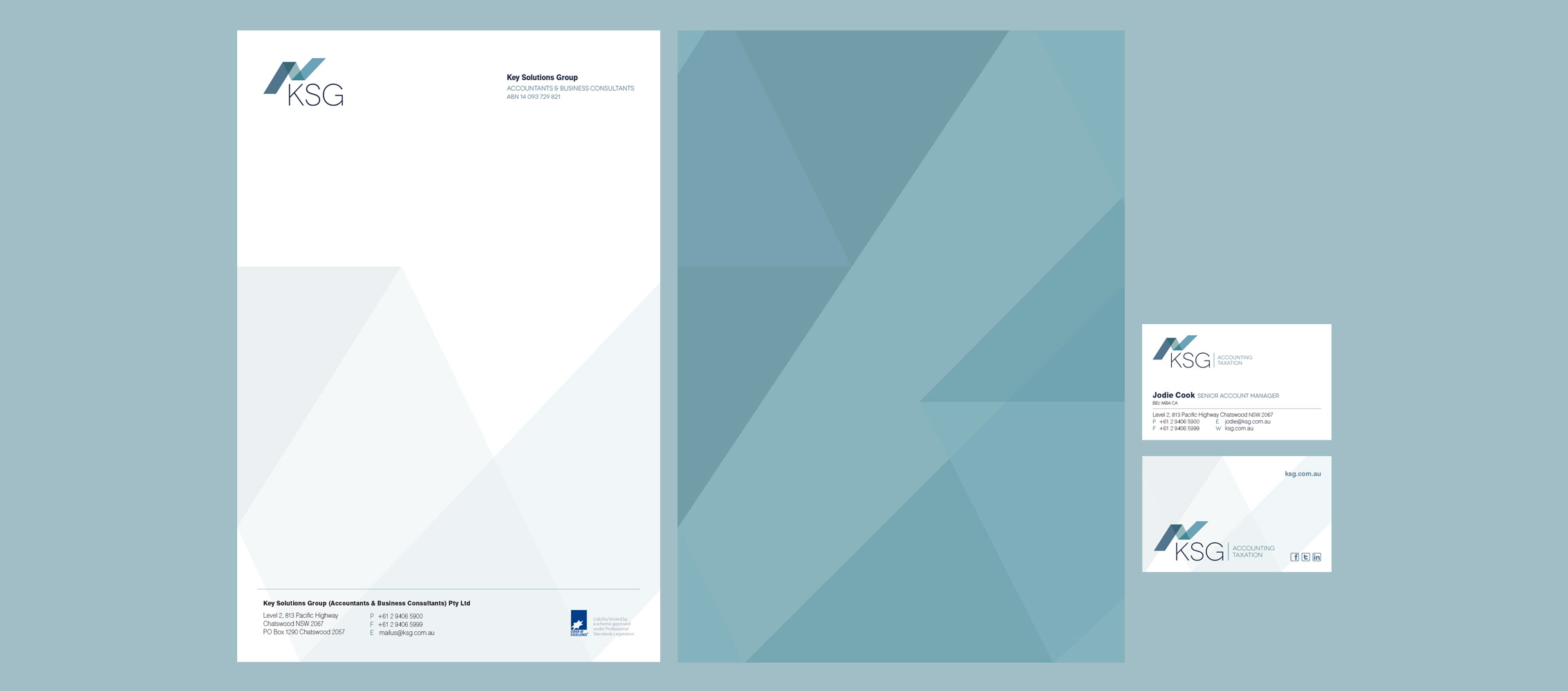 Key Solutions Group Stationary Design