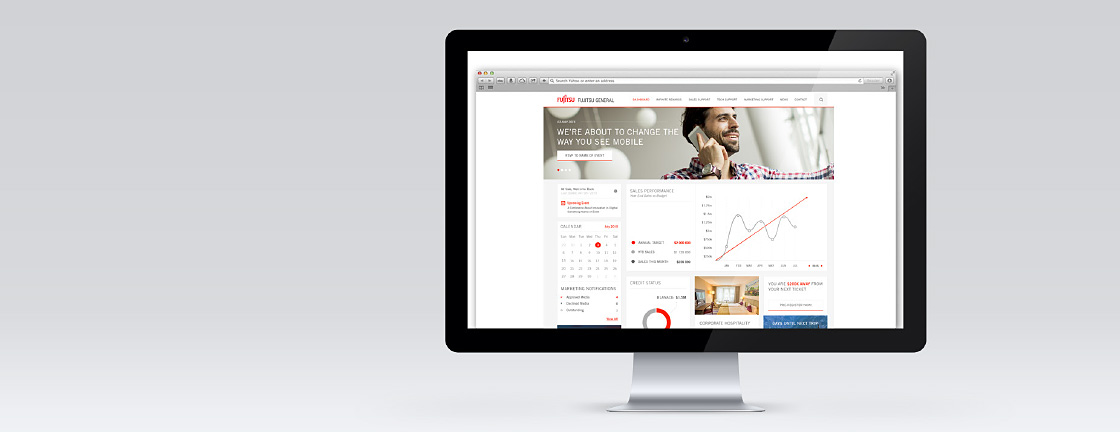 Fujitsu General - Specialist Dealer Web Portal