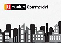 LJ Hooker Commercial - Branding
