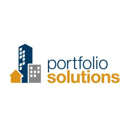 Portfolio Solutions Logo Design Home page
