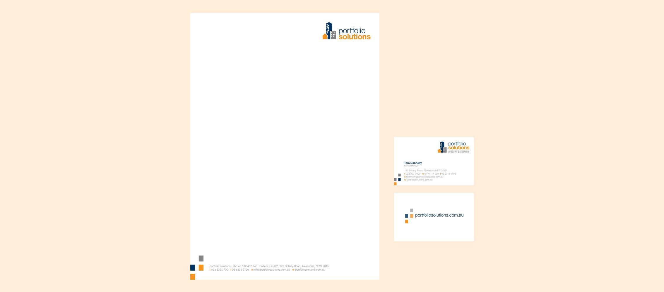 Portfolio Solutions Stationary Design