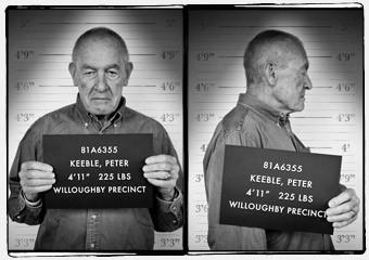 Peter Keeble