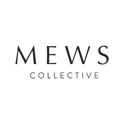 Mews Collective Website Design Home page logo
