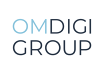 OMDIGI Group Logo Design Hompage