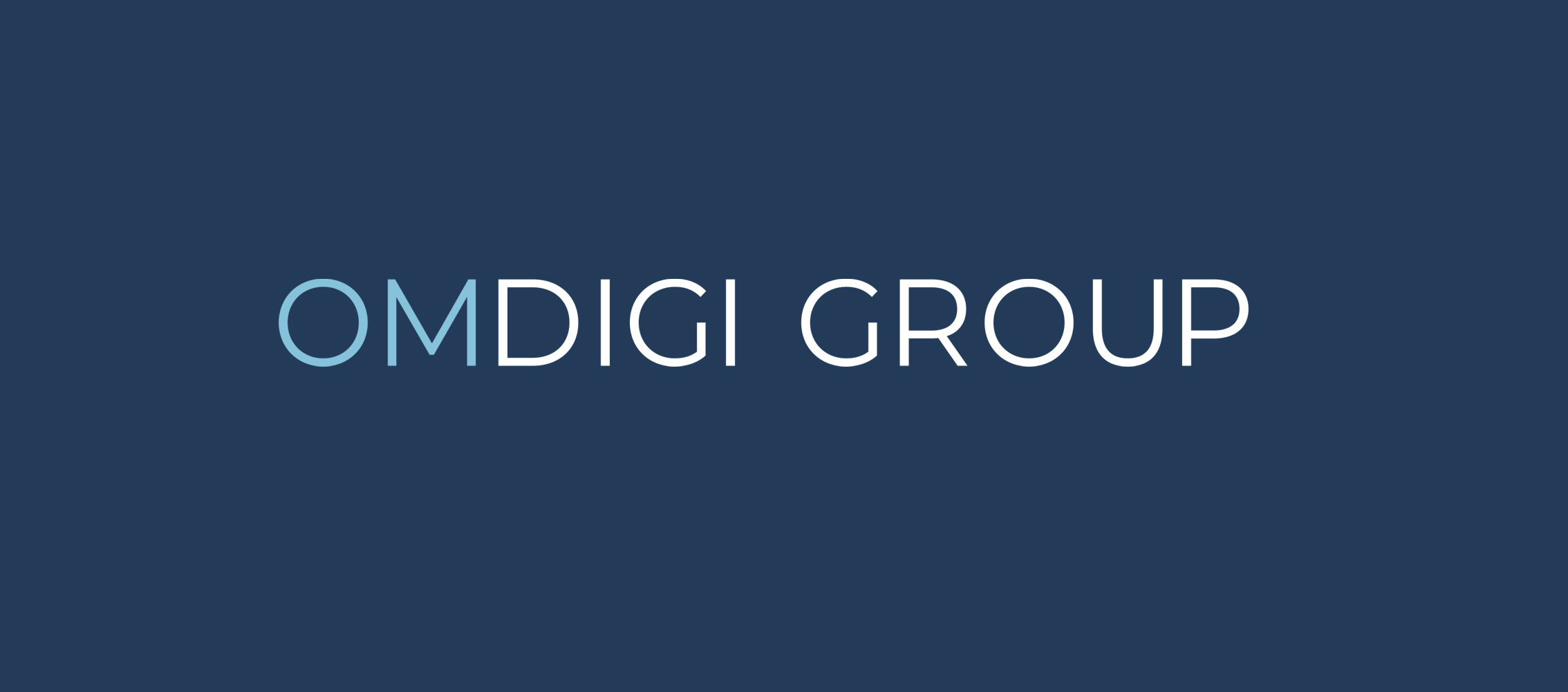 OMDIGI Group Logo Design