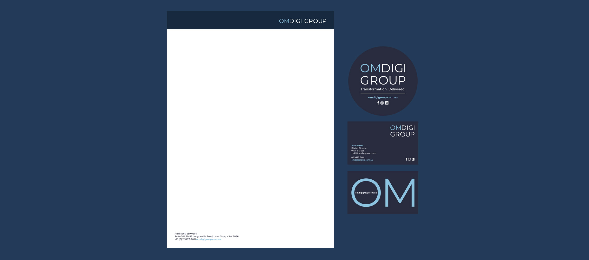 OMDIGI Group Stationary Design