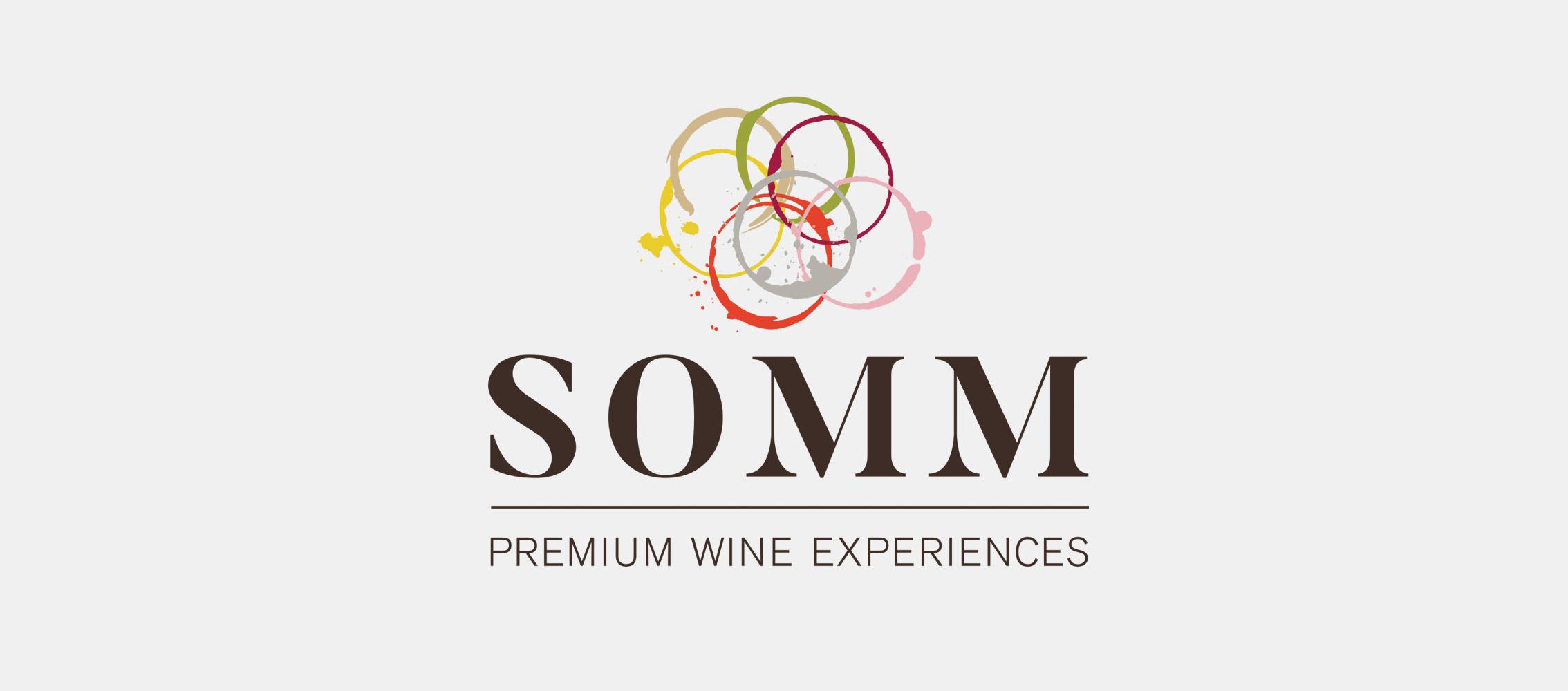 SOMM Logo Design