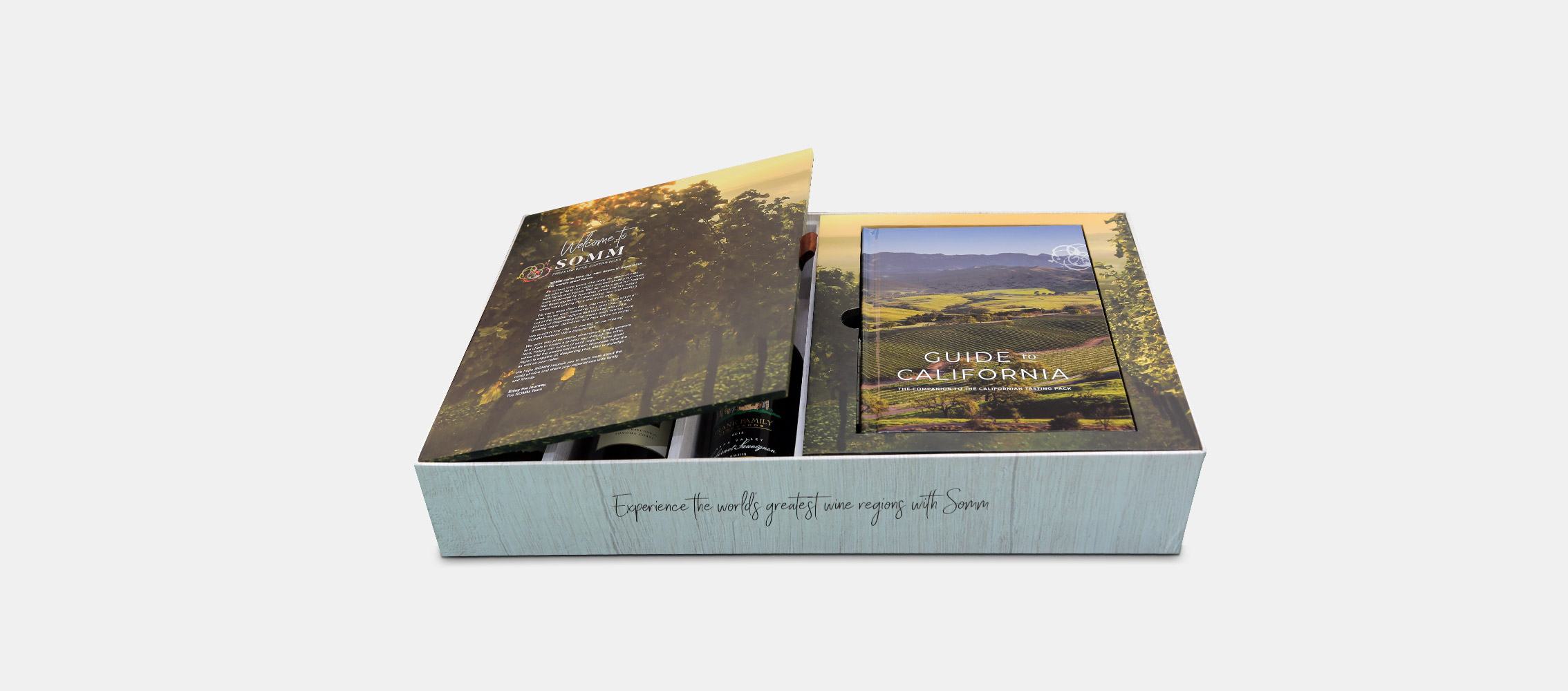 SOMM Outer Box Design Open