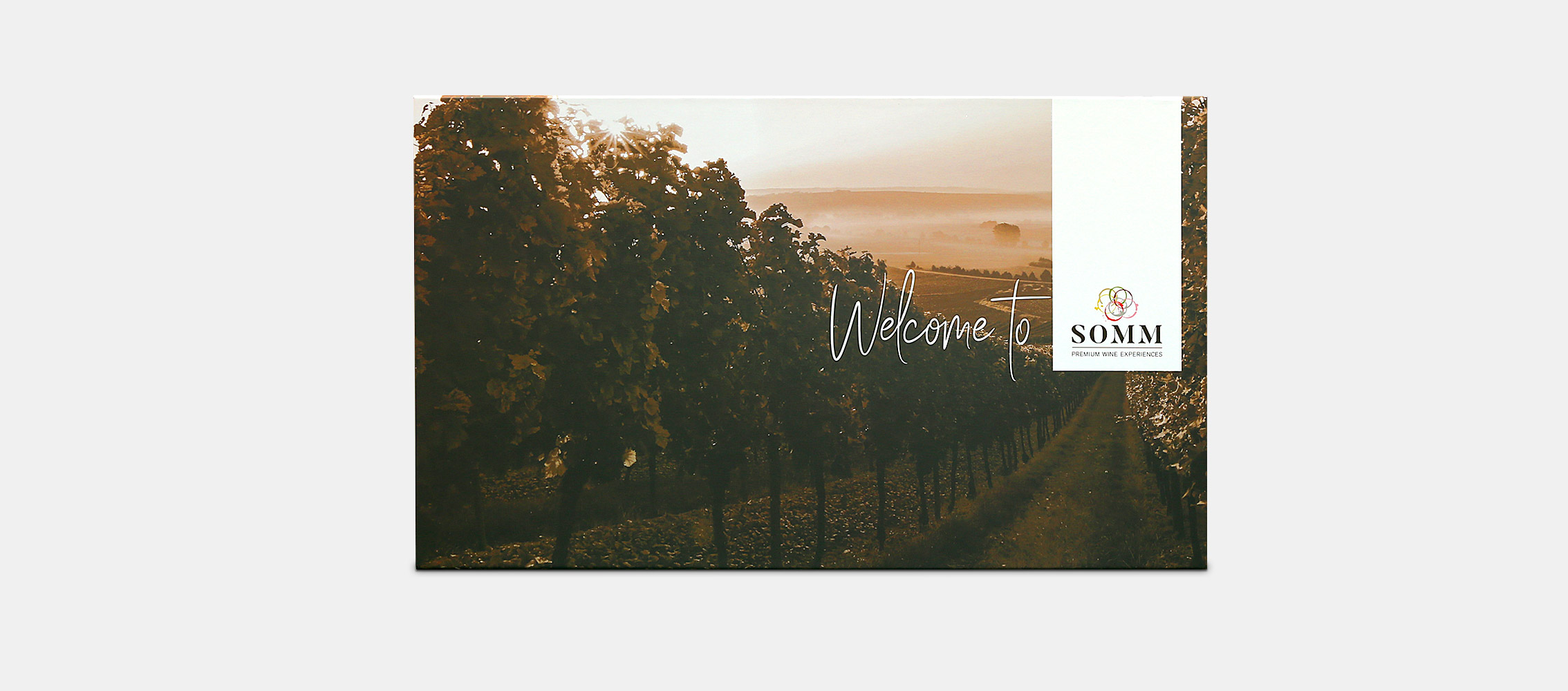SOMM Outer Box Design